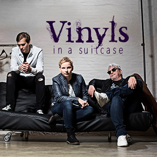 Vinyls in a suitcase - 16.02.19